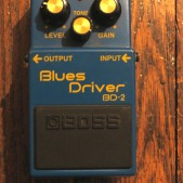 The Pedal File - Boss Blues Driver