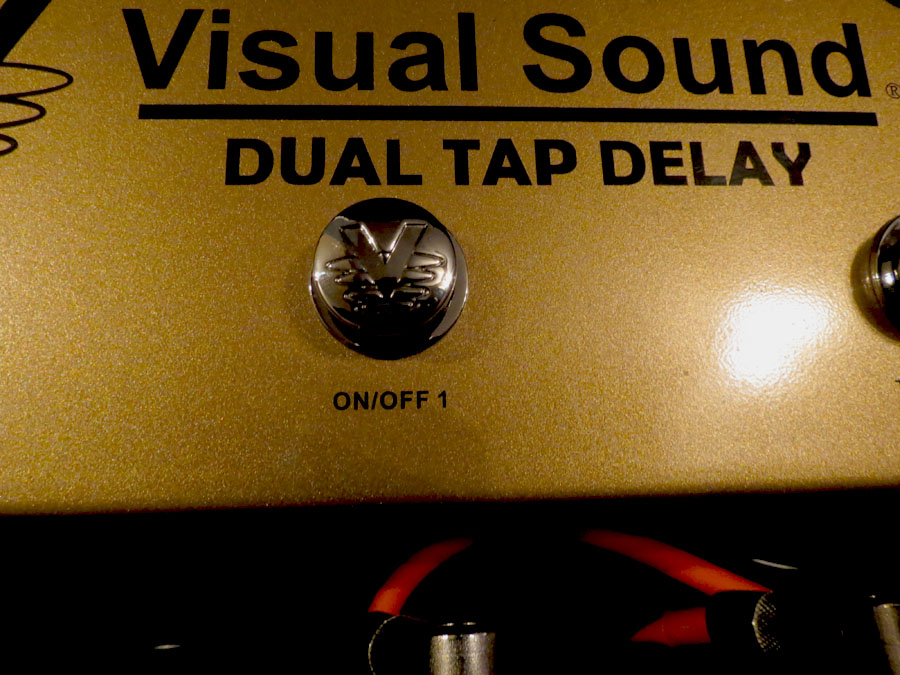The Pedal File - Visual Sound Dual Tap Delay