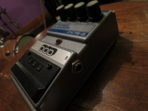 The Pedal File - DOD FX75-B Flanger