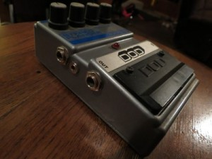 The Pedal File - DOD FX75-B