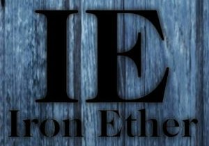 Iron Ether logo