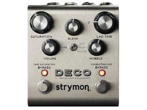 The Pedal File - Strymon Deco