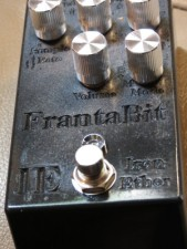 The Pedal File - Iron Ether Frantabit