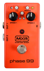 The Pedal File - MXR Phase 99