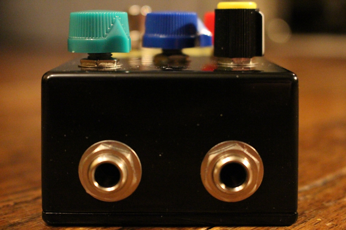 The Pedal File - Henretta Engineering's Choad Blaster
