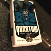 The Pedal File - Pigtronix Quantum Time Modulator