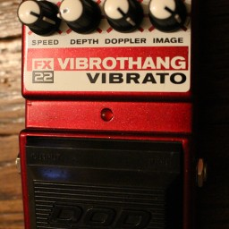 The Pedal File - DOD Vibrothang