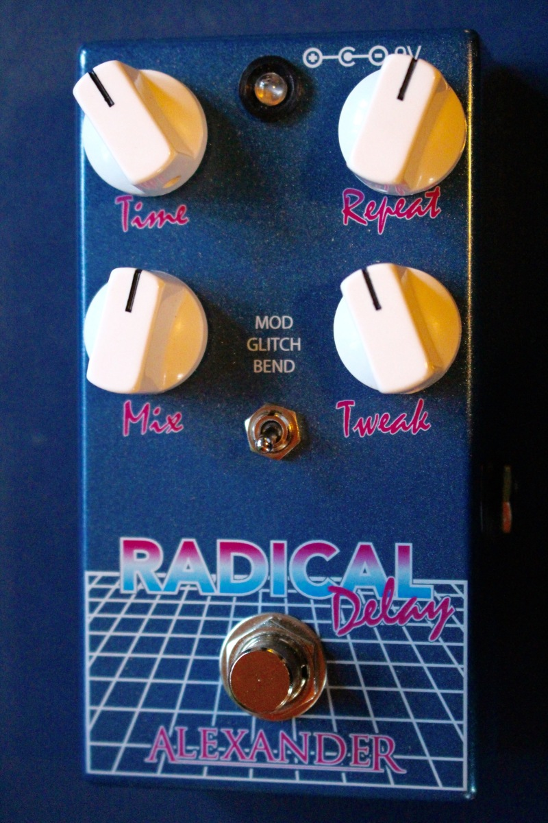 The Pedal File_Alexander Pedals