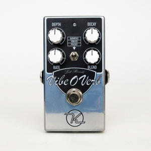 The Pedal File - Keeley Vibe-O-Verb
