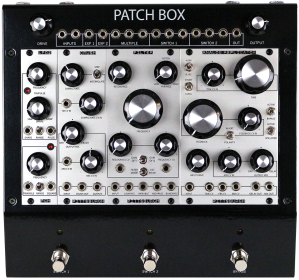 The Pedal File - Pittsburgh Modular Patch Box
