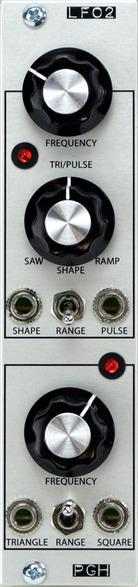 The Pedal File - Pittsburgh Modular LFO2