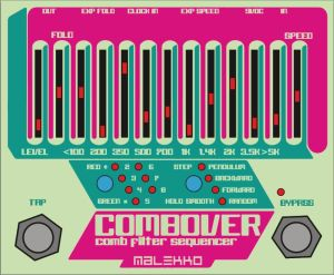 The Pedal File - Malekko Combover