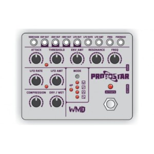 The Pedal File - WMD Protostar