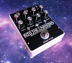 The Pedal File - Parasit Studio Into the Unknown Guitar Synth
