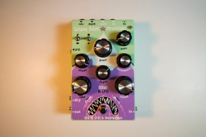 The Pedal File - Warm Star Electronics Shape Shift Mountain